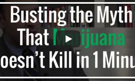 Busting the Myth That Marijuana Doesn't Kill